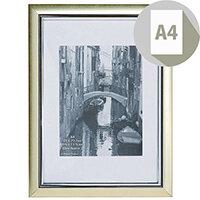 Photo Album Co Aluminium Certificate Frame A4 Non Glass