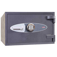Phoenix Venus HS0651E 24L Security Safe With Electronic Lock Grey