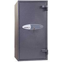 Phoenix Venus HS0653K 90L Security Safe With Key Lock Grey