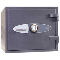 Phoenix Neptune HS1052E 46L Security Safe With Electronic Lock Grey