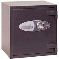 Phoenix Mercury HS2051E 56L Security Safe With Electronic Lock Grey