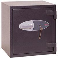 Phoenix Mercury HS2051K 56L Security Safe With Key Lock Grey