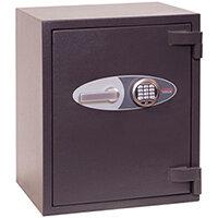 Phoenix Mercury HS2052E 69L Security Safe With Electronic Lock Grey