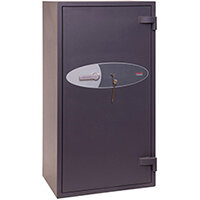 Phoenix Elara HS3554K 197L Security Safe With Key Lock Grey