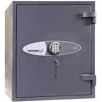 Phoenix Planet HS6072E 100L Security Safe With Electronic Lock Grey
