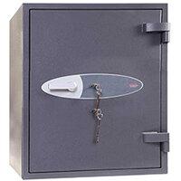 Phoenix Planet HS6072K 100L Security Safe With Key Lock Grey