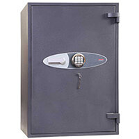 Phoenix Planet HS6073E 129L Security Safe With Electronic Lock Grey