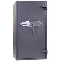 Phoenix Planet HS6074K 190L Security Safe With Key Lock Grey