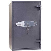Phoenix Planet HS6076K 395L Security Safe With Key Lock Grey
