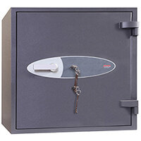 Phoenix Cosmos HS9071K 121L Security Safe With Key Lock Grey