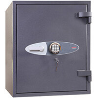 Phoenix Cosmos HS9072E 154L Security Safe With Electronic Lock Grey