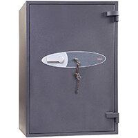 Phoenix Cosmos HS9073K 218L Security Safe With Key Lock Grey