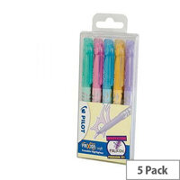 Pilot Frixion Light Highlighters Pack of 5