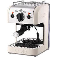 Dualit 3in1 Coffee Machine 15 Bar Pressure DA4443