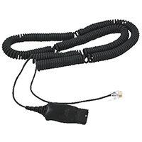Plantronics HIS QD Avaya Adapter Cable 30780