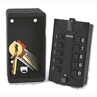 Phoenix Emergency Key Store Push Button Combination Lock (Pack of 1) KS0002C