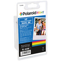 Polaroid HP 364XL Remanufactured Inkjet Cartridge Black CN684EE-COMP PL