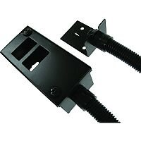 2 Way Cable Tidy POD Box Kit Assembly 20mm Fixing Entry Cable: 20mm