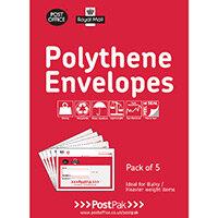 Polythene Bubble Mailer Size 0