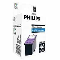 Philips Inkjet Cartridge for Crystal Colour Longlife PFA546