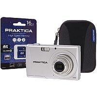 Praktica Luxmedia Z250 20mp 5x 64mb Camera plus 16gb card and case