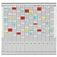 Franken Universal Planner 12 T-Card 35 Slots Size 2 PV-SET4