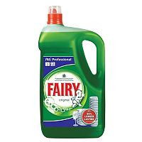 Fairy Liquid for Washing Up Original 5 Litre Pack 1