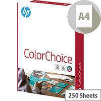 HP Color Choice White A4 160gsm Pack of 250 CHPCC160X414