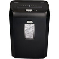 Rexel Promax RSX1035 Cross Cut Shredder Grey 2100884A
