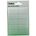 Blick White 19x38mm Labels (1400 Labels)