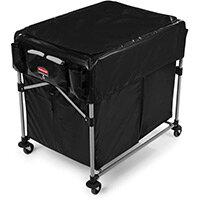 Rubbermaid X-Cart Bag 300L Black