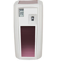 Rubbermaid Microburst 3000 Dispenser with Lumecel Technology White