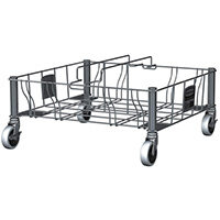 Slim Jim Stainless Steel Double Dolly