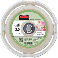 Rubbermaid Passive Air Care T-Cell 2.0 Airfreshener Dispenser Refill Cartridge Spring Blossoms