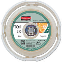 Rubbermaid Passive Air Care T-Cell 2.0 Airfreshener Dispenser Refill Cartridge Elegance