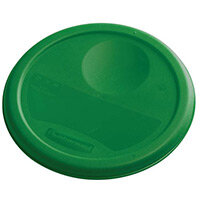 Rubbermaid Small Lid For 3.8L Round Food Storage Containers Green