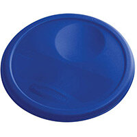 Rubbermaid Medium Lid For 7.6L Round Food Storage Containers Blue