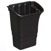 Rubbermaid 30.3L Refuse Bin for Utility Cart Black