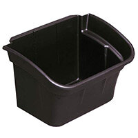 Rubbermaid Utility Bin Black