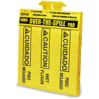 Rubbermaid Over-The-Spill Tablet Yellow
