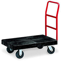Rubbermaid Heavy Duty Platform Truck 102x61x101cm