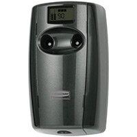 Rubbermaid Microburst Duet Air Freshener Dispenser Black & Black Pearl