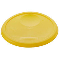 Rubbermaid Medium Lid For 7.6L Round Food Storage Containers Yellow