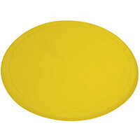 Rubbermaid Large Lid For 11.4L,17L & 20.8L Round Food Storage Containers Yellow