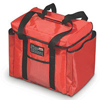 Rubbermaid Food Delivery Thermal Perfomance Bag 62L Red