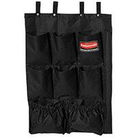 Rubbermaid 9 Pocket Fabric Organizer Black