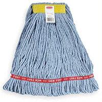 Rubbermaid Web Foot Wet Mop Webfoot Cotton 300g Blue