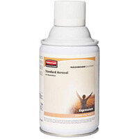 Rubbermaid Microburst 3000 243ml LED & LCD Aerosol Air Freshener Dispenser Refill Expressions 243ml