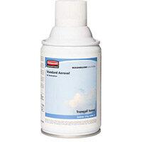 Rubbermaid Microburst 3000 243ml LED & LCD Aerosol Air Freshener Dispenser Refill Tranquil Sense 243ml