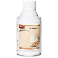 Rubbermaid Microburst 3000 243ml LED & LCD Aerosol Air Freshener Dispenser Refill American Diner 243ml